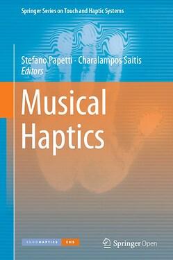 Musical Haptics Cover