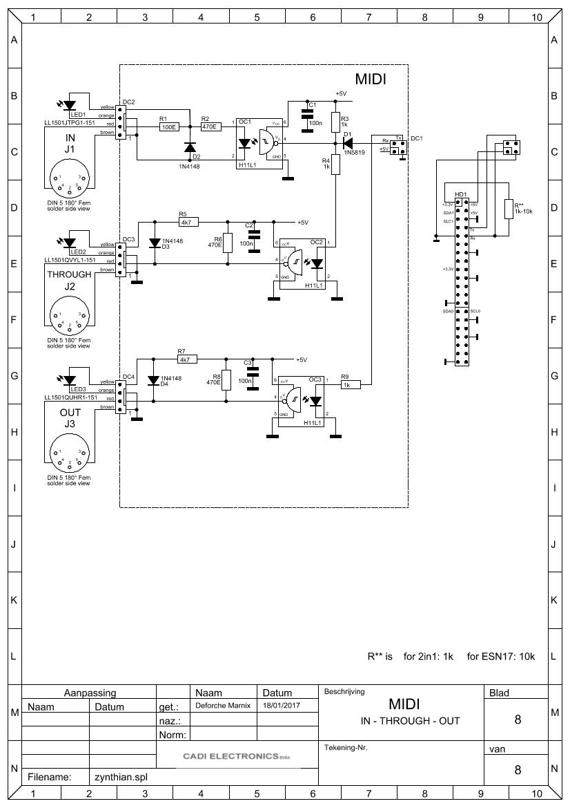 MIDI In - Through - OUT - Hardware - Zynthian Discourse
