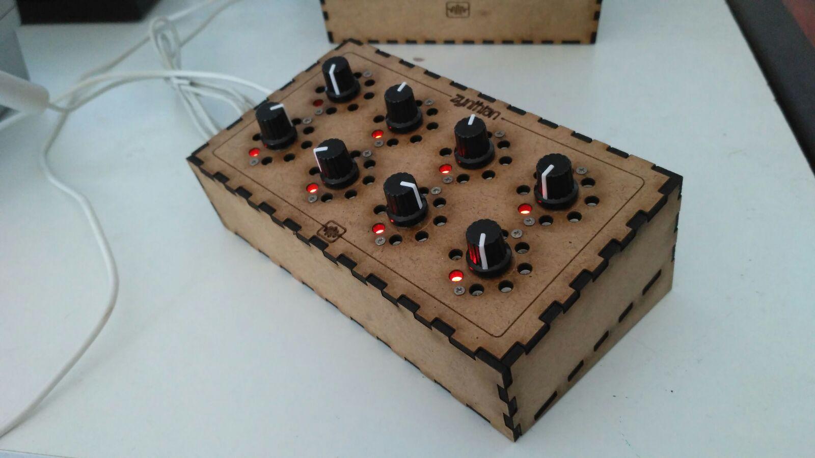 Zynthian MIDI-UB Controller - Hardware - Zynthian Discourse