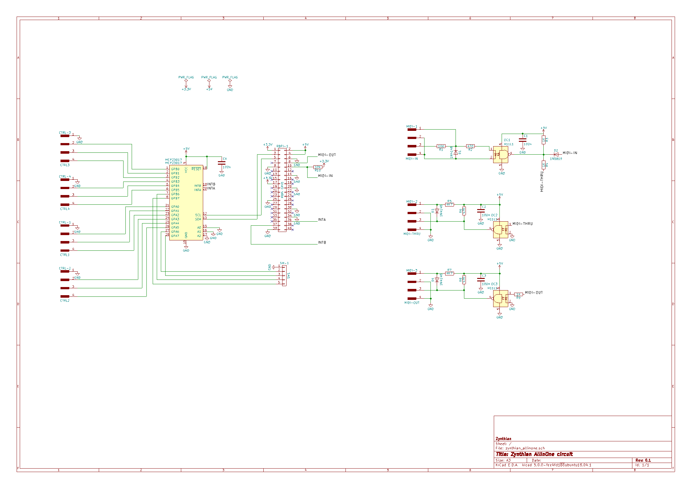 all-in-one midi out led schematic question - hardware
